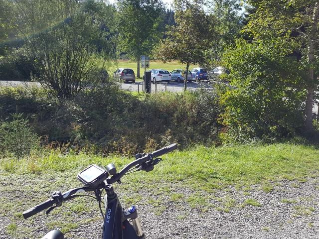 Parkplatz Schlettermoos
