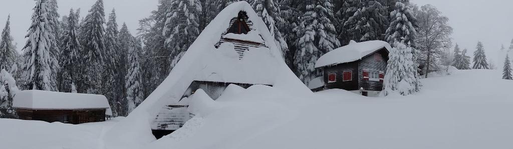 Unser Domizil die Lauteracher Skihütte