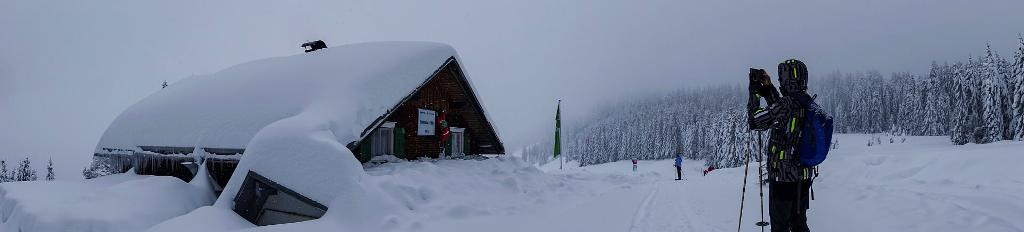 Die Lustenauer Skihütte