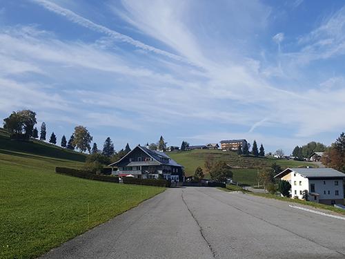 Parkplatz Skilifte Hochlitten