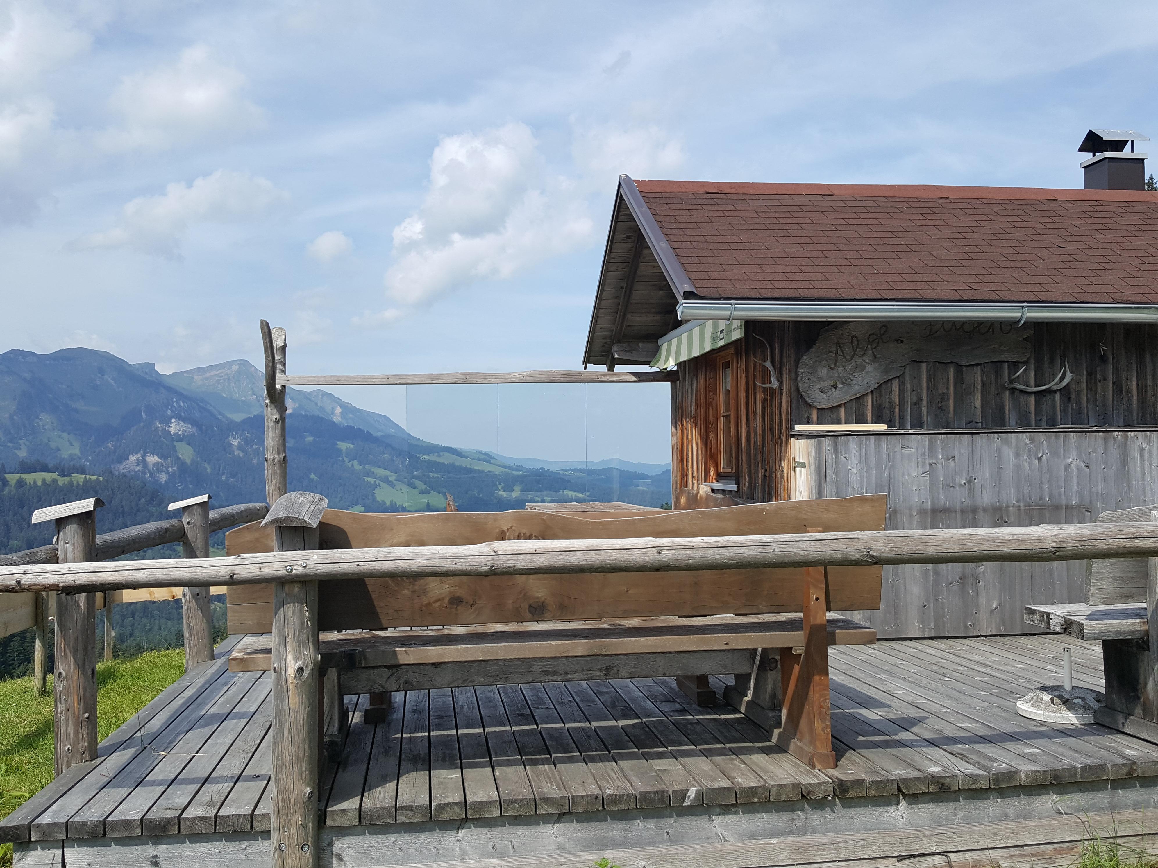 Auf der Felgen Alpe