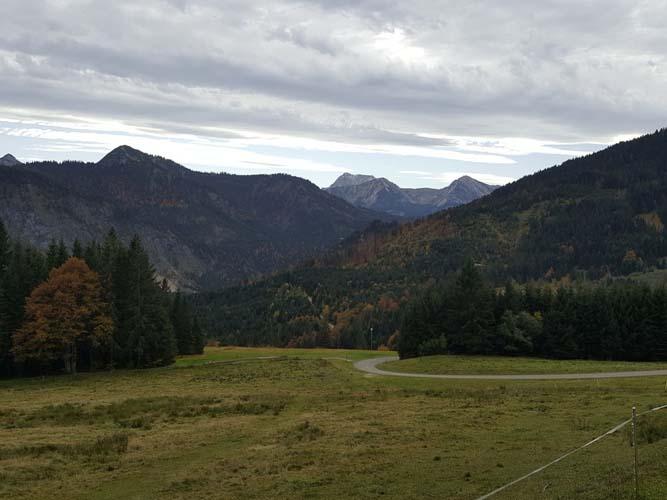 Stubental Alpweg