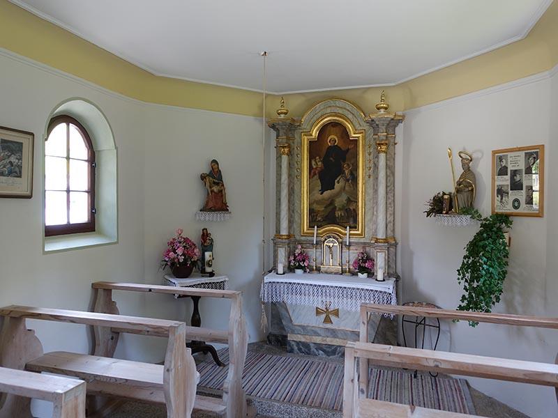 Kapelle Unterried