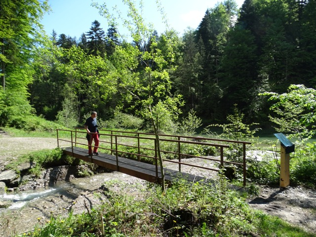 Tobelweg Blaichach