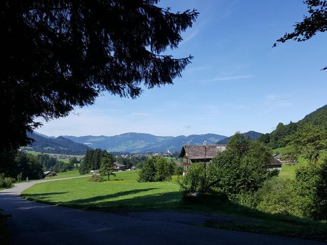 Blick Hittisau