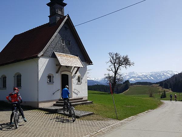 Kapellenblick Obereinharz