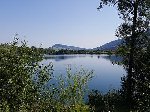 Ortwanger Baggersee