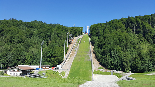 Flugschanze Oberstdorf