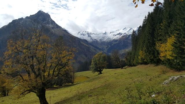 Radtour Schwarzenberghütte - Ferienwohnungen Plangger