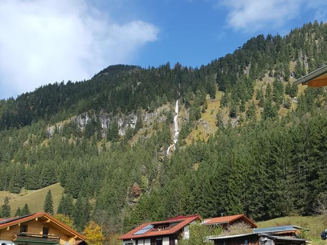 Zipfelbach-Wasserfall Hinterstein - Ferienwohnungen Plangger