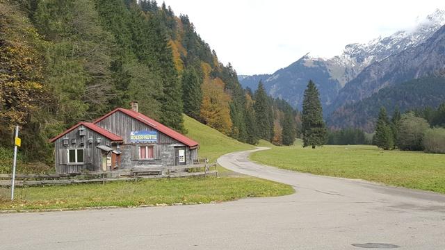 Adlerhütte - Ferienwohnungen Plangger
