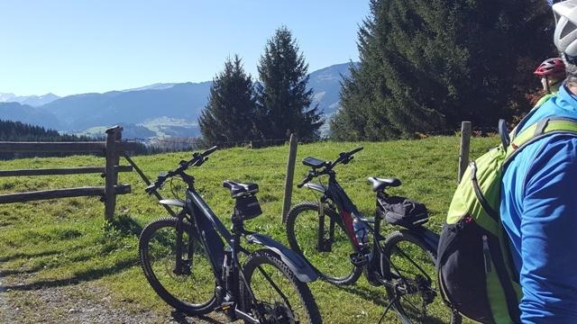 E-biketour - Ferienwohnungen Plangger