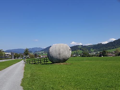 Beton-Ei Andelsbuch