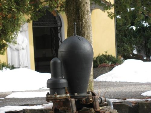 Hydraulische Pumpe nicht mehr in Betrieb -Oberstdorf