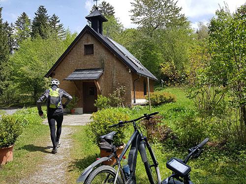 Bruder-Klaus-Kapelle
