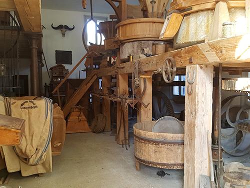 Mühlenmuseum bläsismühle