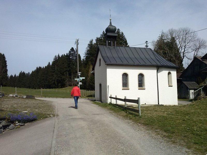 Kapelle in Dietrichs