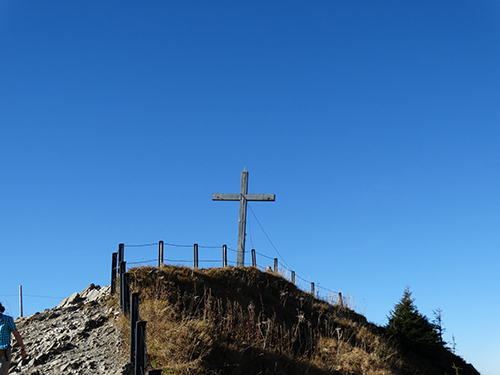Gipfelkreuz Walmendingerhorn